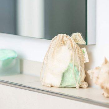 16 Waschbare Abschminkpads