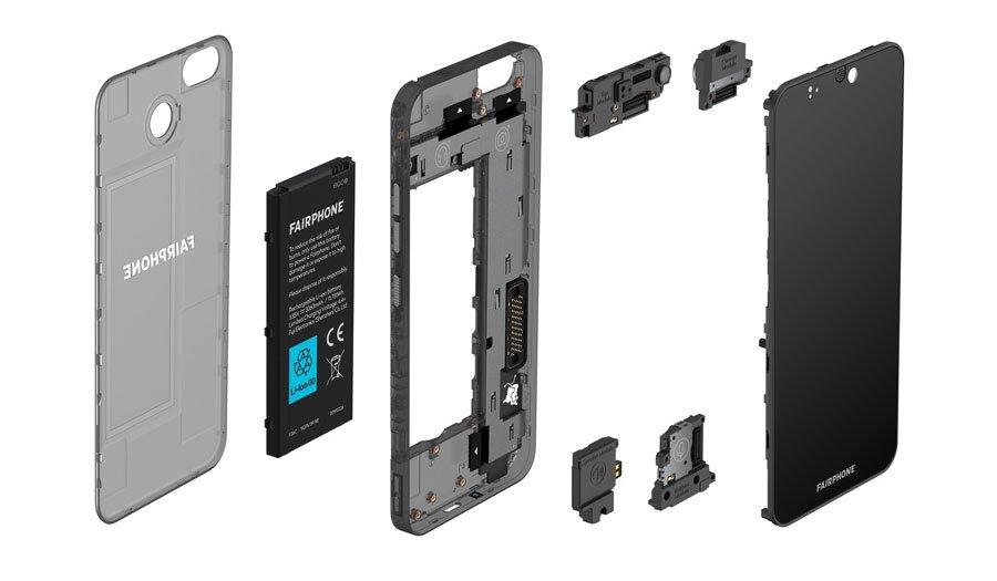 fairphone nachhaltigkeit modularitaet