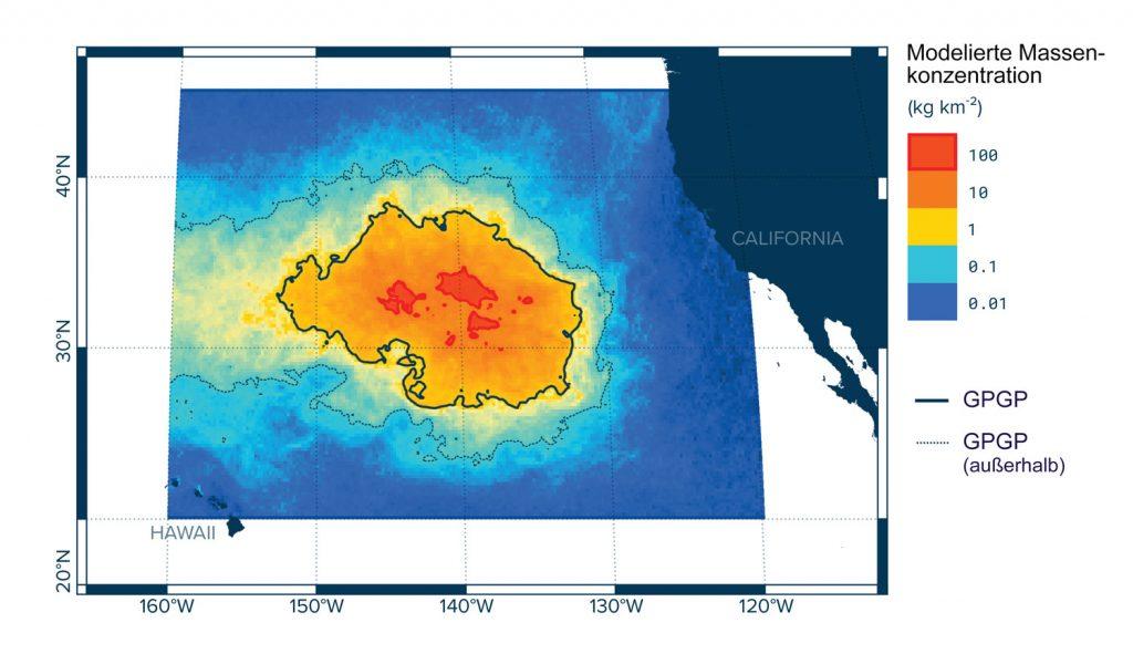 Die größte Plastikinsel: Das Pacific garbage Patch