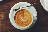 kaffee spendieren