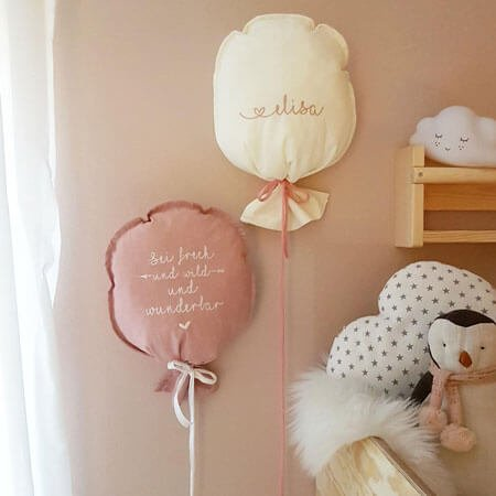 stoff luftballons