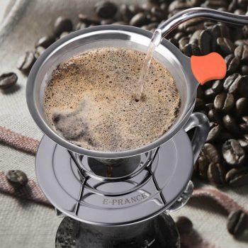 Kaffeefilter aus Edelstahl