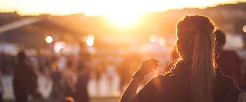 10 Tipps für ein nachhaltiges Festival