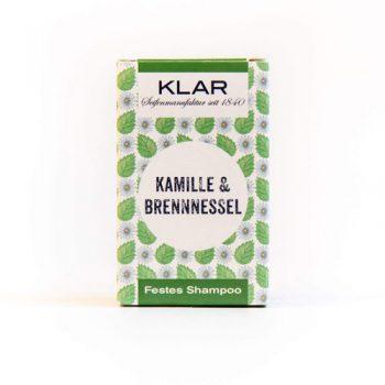 Shampoo Seife Kamille & Brennnessel