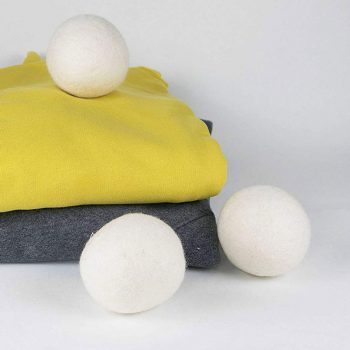 8 Trocknerbälle – Natürlicher Weichspüler