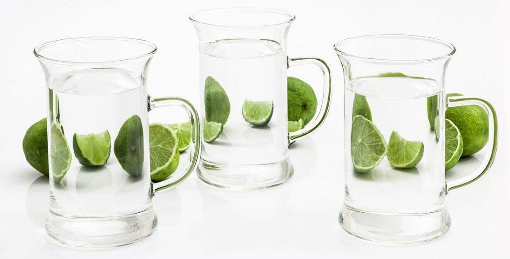 viel Trinken fuer gesundes abnehmen
